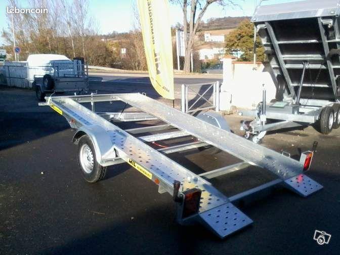 remorque porte voiture 1300 kg occasion heather carter blog. Black Bedroom Furniture Sets. Home Design Ideas
