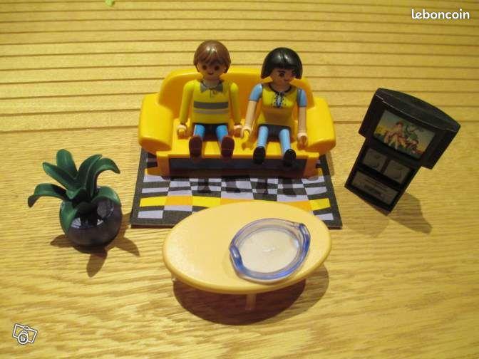 Playmobil salon jeux jouets oise for Salon playmobil