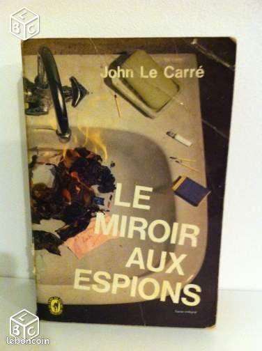 Le miroir aux espions de john le carre livres finist re for Le miroir aux espions