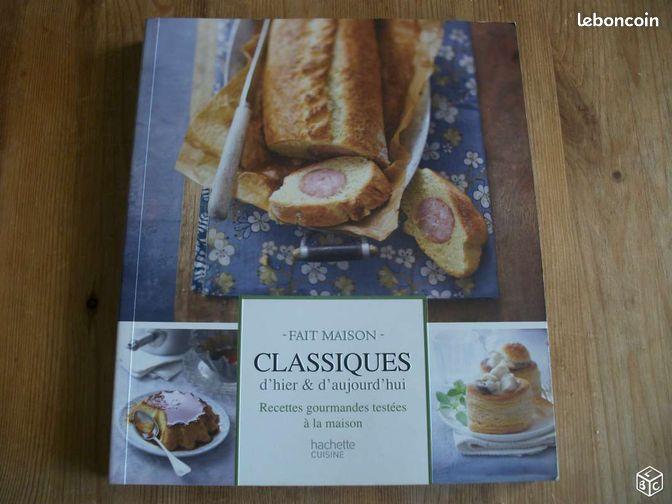 Recettes dhier et daujourdhui - Cogolin - Gros livres de recettes d'hier et d'aujourd'hui tres bon état  - Cogolin
