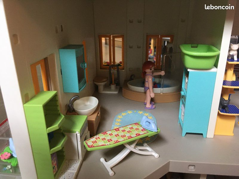 Villa moderne playmobil