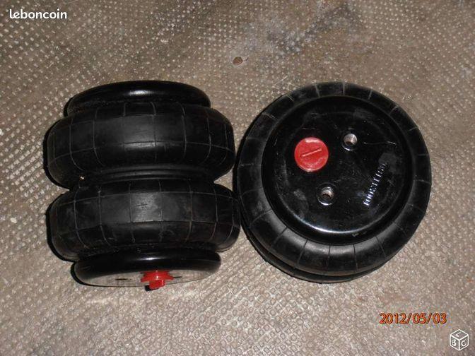 boudins pour suspension pneumatique equipement auto tarn. Black Bedroom Furniture Sets. Home Design Ideas