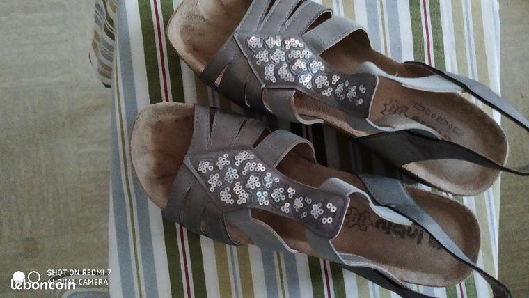 Chaussures Seine 37 femme montantes Creeks Marne Baskets