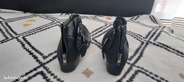 Chaussures Minelli Cuir
