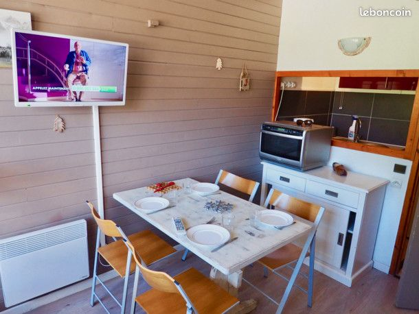 Valfréjus - Appartement - 4 pers