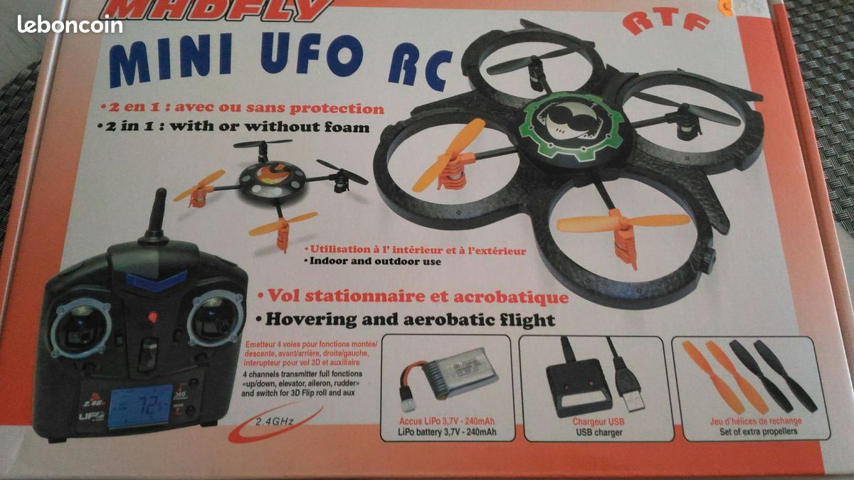 Drone mini ufo rc quadcopter
