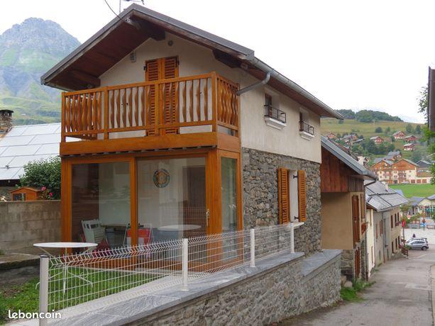 Maison indépendante pour 4 personnes à Albiez