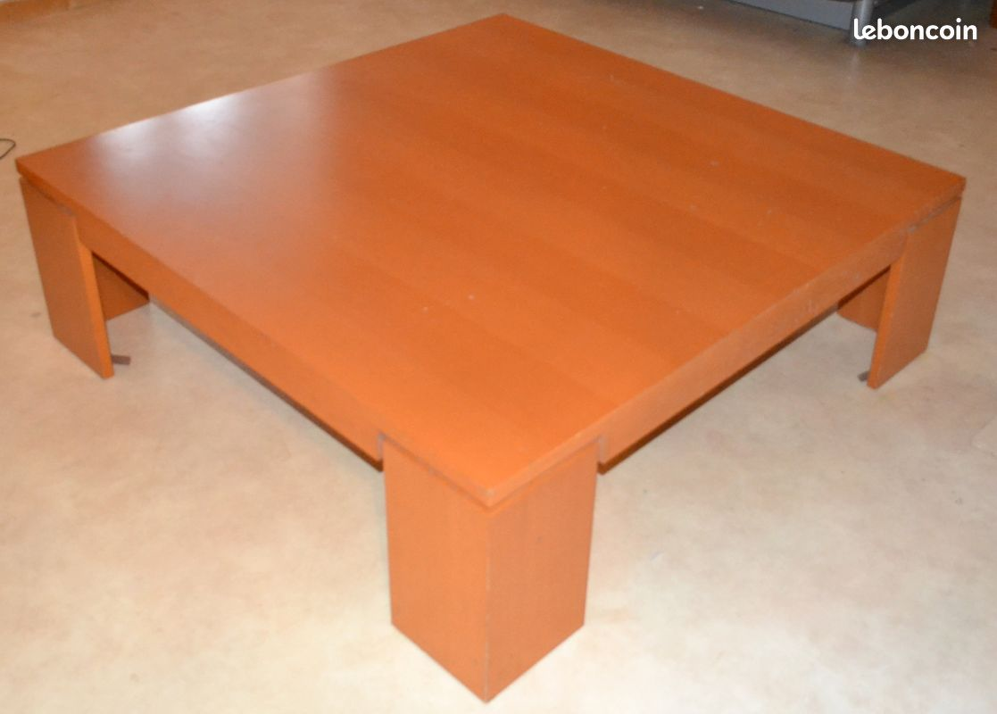 Table basse de salon, roche bobois