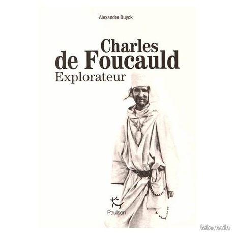 Charles de foucauld explorateur de duyck