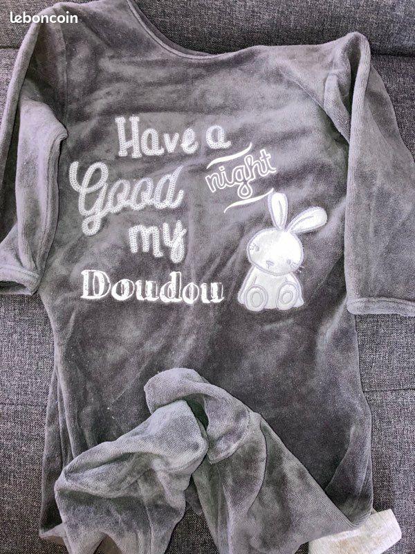 Pyjama combinaison pull garçons