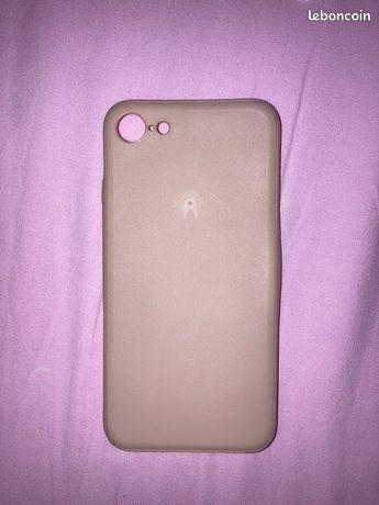 Coque rose pour iPhone 7/8/se