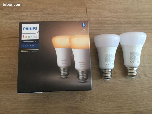 Ampoules et accessoires HUE Philipps