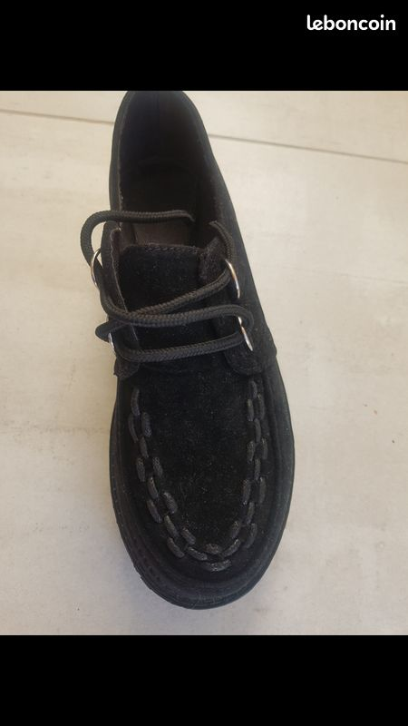 Chaussure style creepers