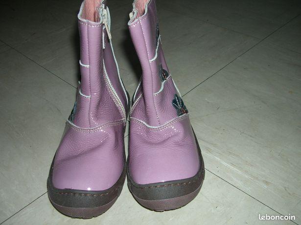 Chaussures d'occasion bottes et basket Alpes de Haute