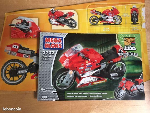 MEGA BLOKS Speed Bike - TBE (image 2)