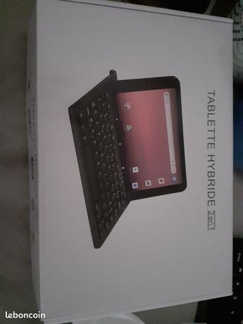 Vend tablette hybride 2en1 klipad
