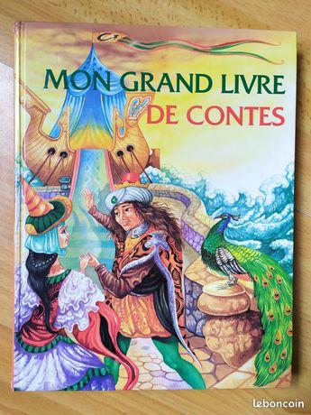 Mon grand livre de contes