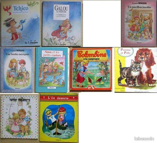 Livres de contes