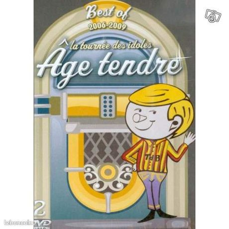 Age Tendre Best-Of 2006-2009 COFFRET 2 DVD - Epernay - Age Tendre Best-Of 2006-2009 COFFRET 2 DVD - Epernay