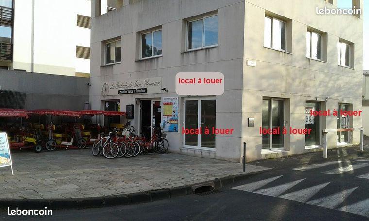 Cap d'Agde, Mail de Rochelongue local commercial Idéalement situé en angle de rue avec grand passage