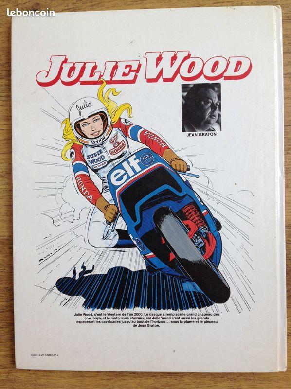 Bd julie wood un ours, un singe et un side-car eo