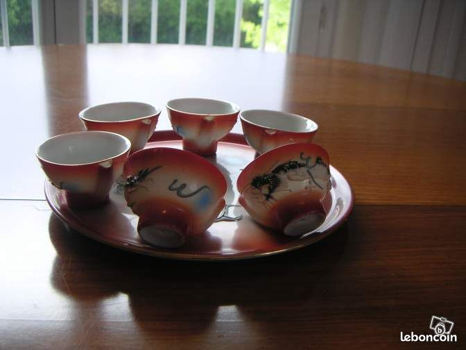 3 photos disponibles for Service de table chinois