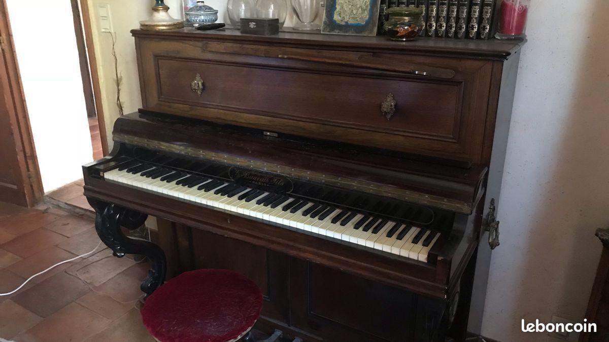 Piano ancien