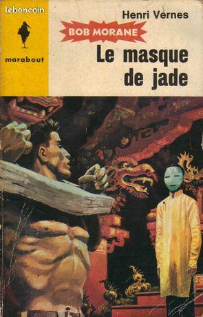 Bob Morane - Le Masque de Jade - T5 - 1963 - Lambersart - Bob Morane - Le Masque de Jade - T5 - 1963 - Lambersart