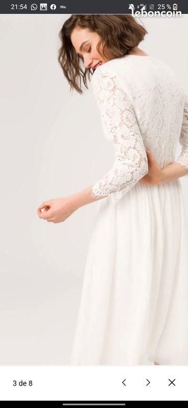 Robe mariée neuve