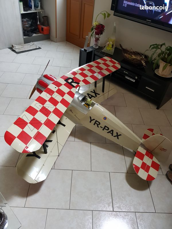 Ensemble avions rc