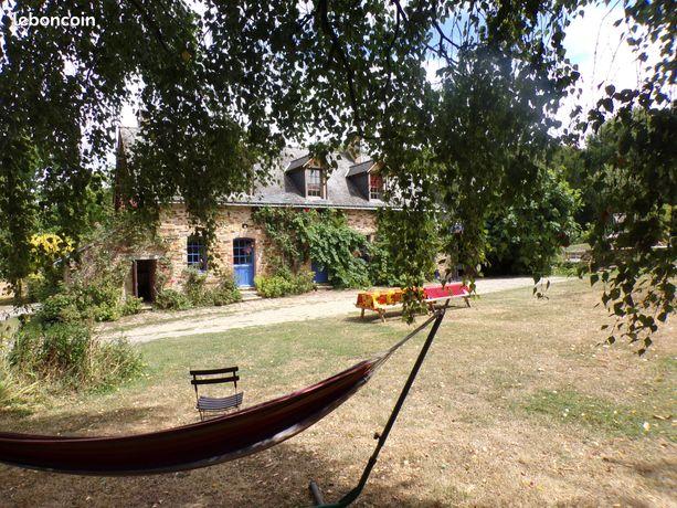 Location maison de campagne avec piscine