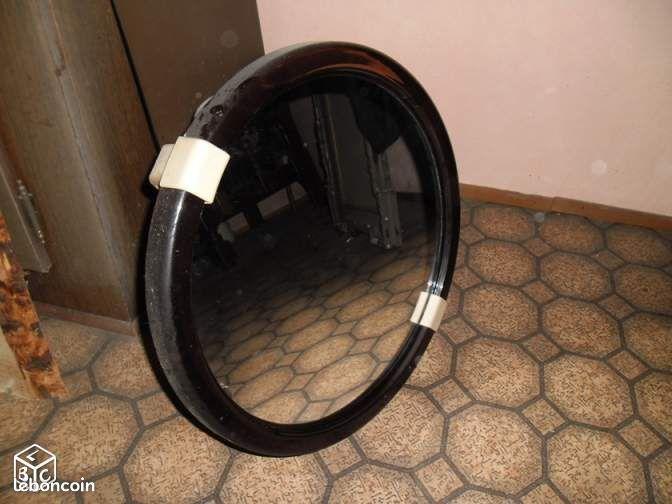 Miroir circulaire d coration bas rhin for Miroir circulaire