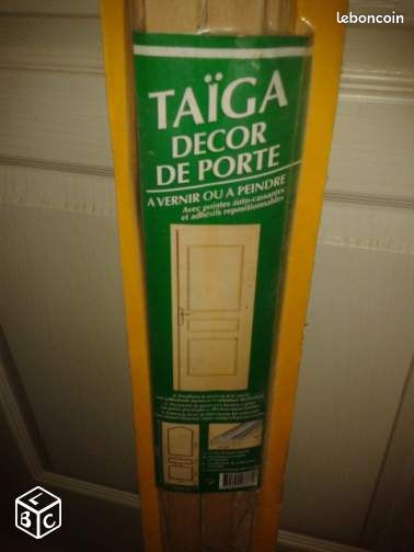 Décor de porte, Moulures en bois pour porte, Neuf Décoration Vendée  ~ Moulure Bois Pour Porte