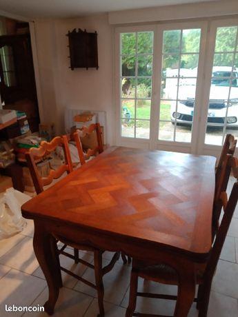 Meuble D Occasion Cuisine Table Et Canape Eure Leboncoin