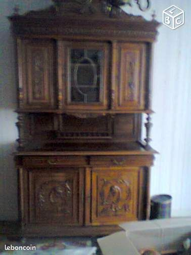 salle a manger ancienne ameublement loire. Black Bedroom Furniture Sets. Home Design Ideas