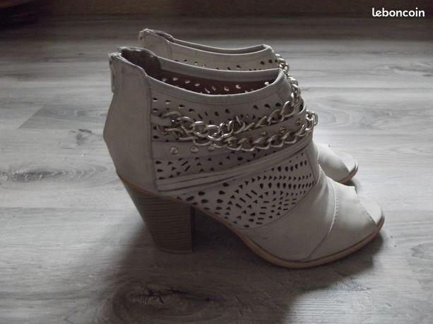 56d8733d3afba3 Chaussures occasion Aube - nos annonces leboncoin