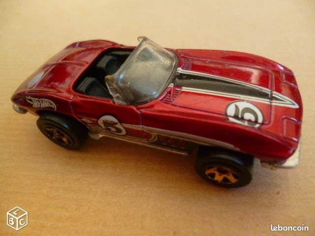 miniature petite voiture corvette hot wheels collection ille et vilaine. Black Bedroom Furniture Sets. Home Design Ideas