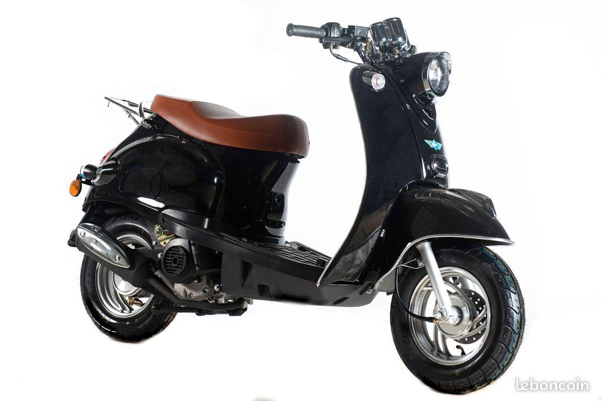 Style italien 50 cc3 neuf garanti deux ans