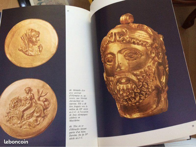 Musée de thessalonique. nouveau guide des collections