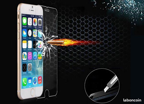 Verre trempé de l' iPhone 5 au 11 pro max
