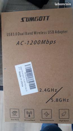 USB adapteur, antenne wifi