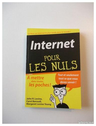 Internet Livre neuf Ed.Les Nuls - Les Herbiers - Livre complet sur Internet Ce livre est neuf  - Les Herbiers