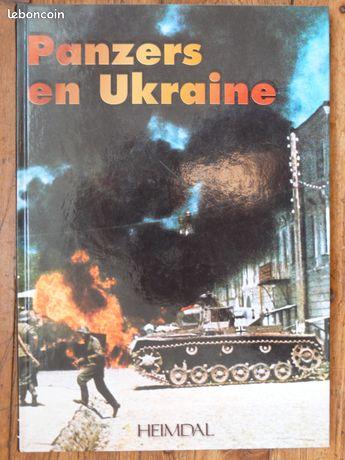 Album Heimdal Panzer en Ukraine