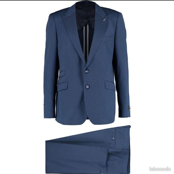Costume homme haute couture taille 52