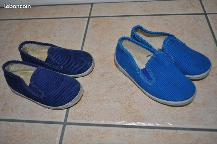 Chaussures d'occasion bottes et basket Bouches du Rhône