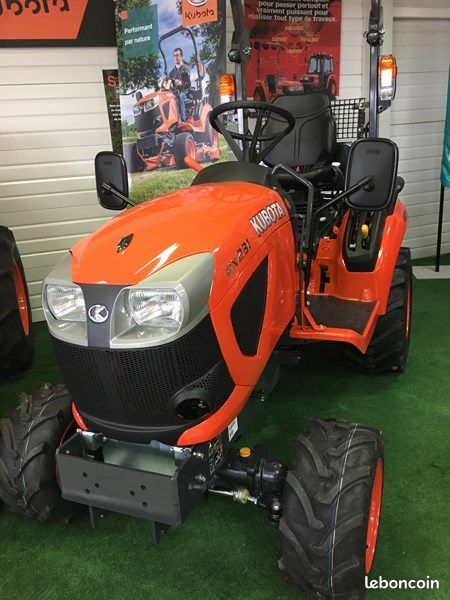 Offre spéciale micro tracteur bx231 neuf