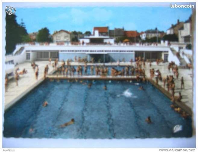 carte postale chatellerault vienne piscine 1960 d coration territoire de belfort. Black Bedroom Furniture Sets. Home Design Ideas