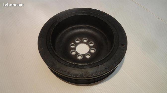poulie moteur damper audi v6 2 6 2 8 aah abc equipement auto is re. Black Bedroom Furniture Sets. Home Design Ideas