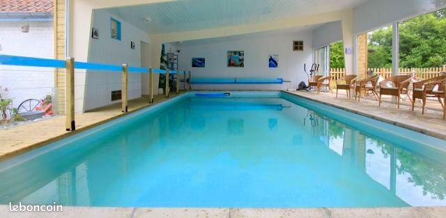Gîte 3/5 pers. Proche baie de Somme avec piscine