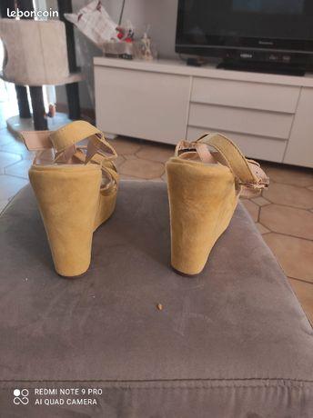Chaussures été taille 38